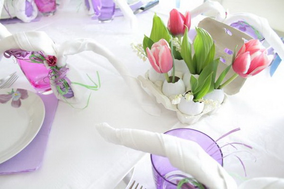 Creative Table Arrangements For A Welcoming Holiday _30