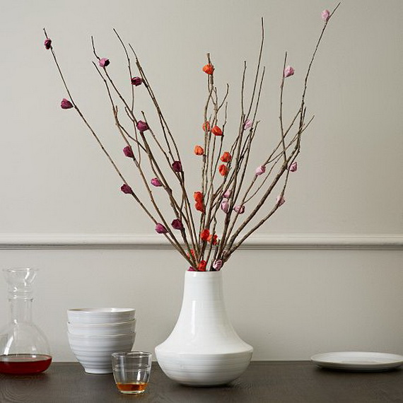 Creative Table Arrangements For A Welcoming Holiday _52