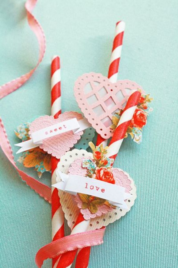 Cute and Easy DIY Valentine's Day Gift Ideas_36