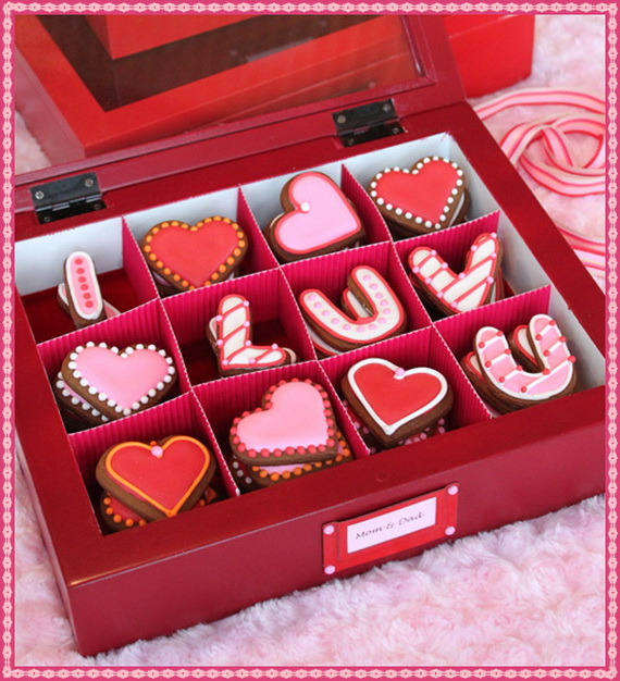 70 Cute and Easy DIY Valentine\'s Day Gift Ideas - family holiday ...