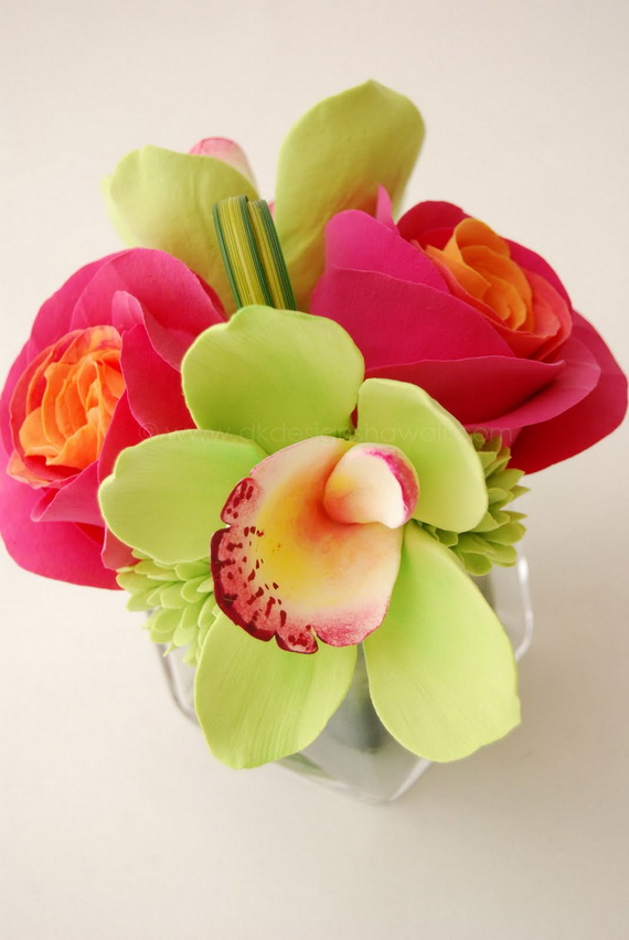 Flower Decoration Ideas For Valentine's Day_06