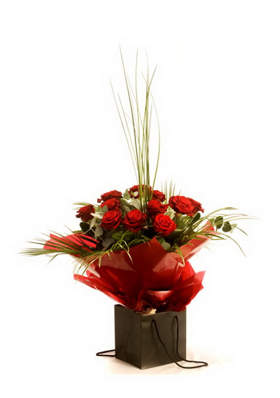 Flower Decoration Ideas For Valentine's Day_08