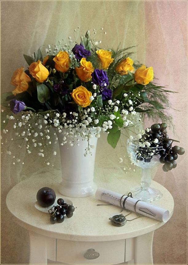 Flower Decoration Ideas For Valentine's Day_26