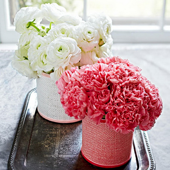 Flower Decoration Ideas For Valentine's Day_39