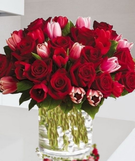 Pinterest the world s catalog of ideas for Valentines day flower ideas