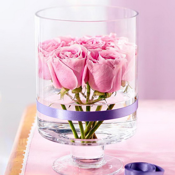 Flower Decoration Ideas For Valentine's Day_44