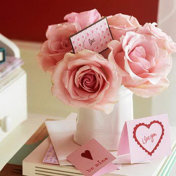 Flower Decoration Ideas For Valentine's Day_45