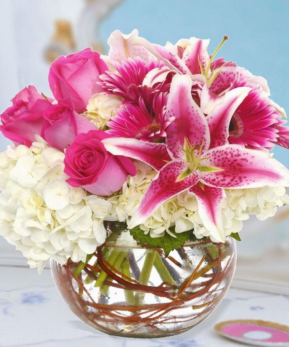 Flower Decoration Ideas For Valentine's Day_46