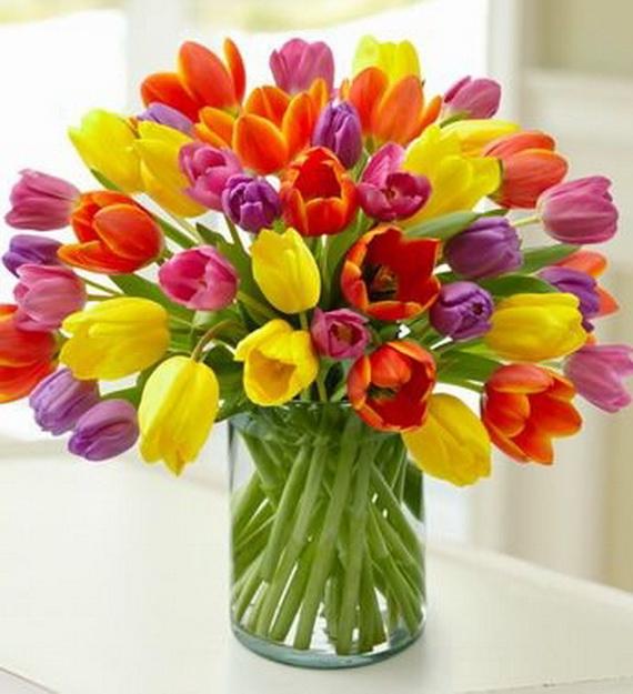 Flower Decoration Ideas For Valentine's Day_48