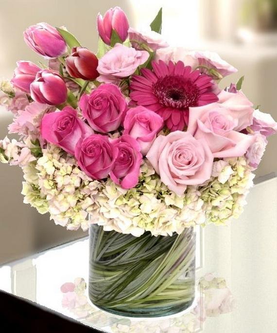Flower Decoration Ideas For Valentine's Day_49