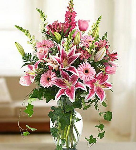 Flower Decoration Ideas For Valentine's Day_51