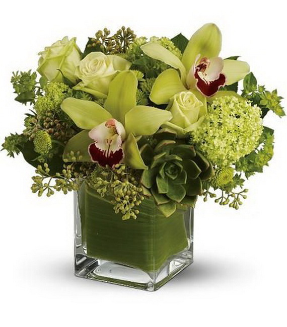 Flower Decoration Ideas For Valentine's Day_53