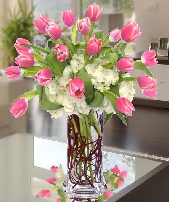 Flower Decoration Ideas For Valentine's Day_55