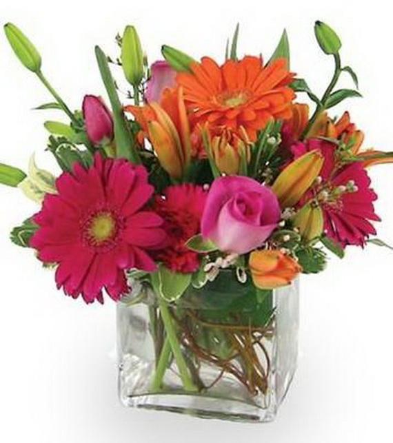 Flower Decoration Ideas For Valentine's Day_56