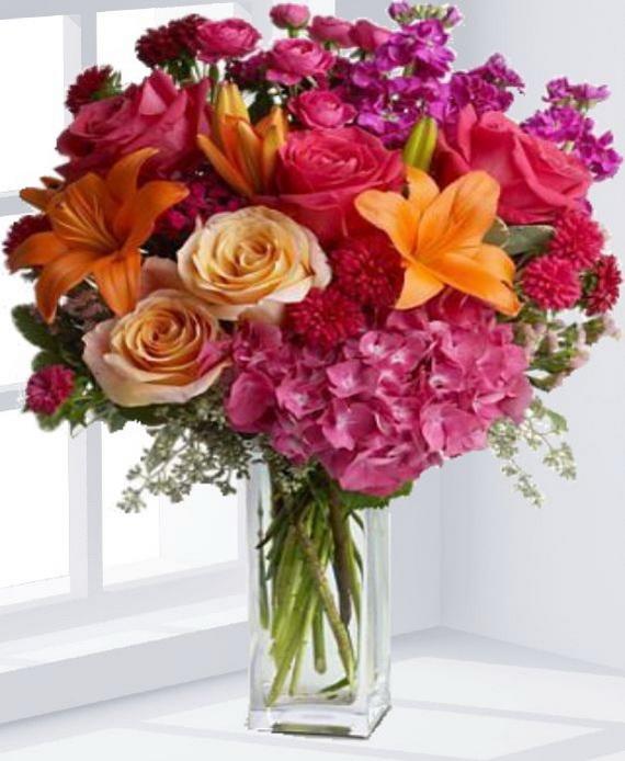 Flower Decoration Ideas For Valentine's Day_58