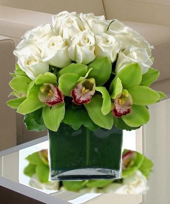 Flower Decoration Ideas For Valentine's Day_59