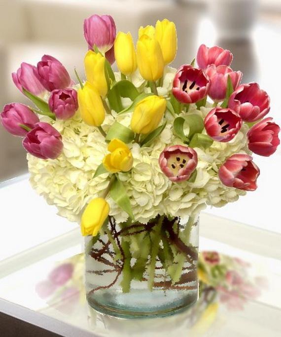 Flower Decoration Ideas For Valentine's Day_60