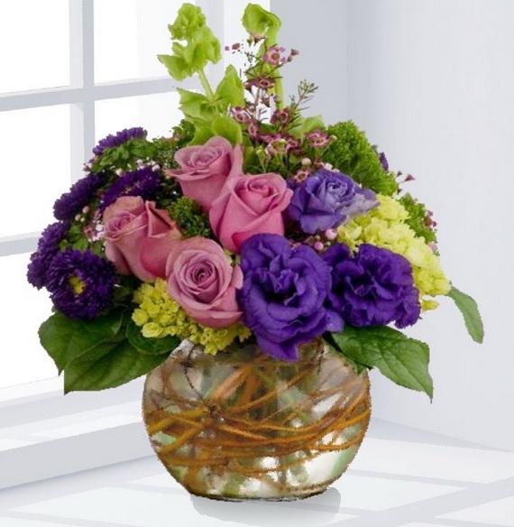 Flower Decoration Ideas For Valentine's Day_65