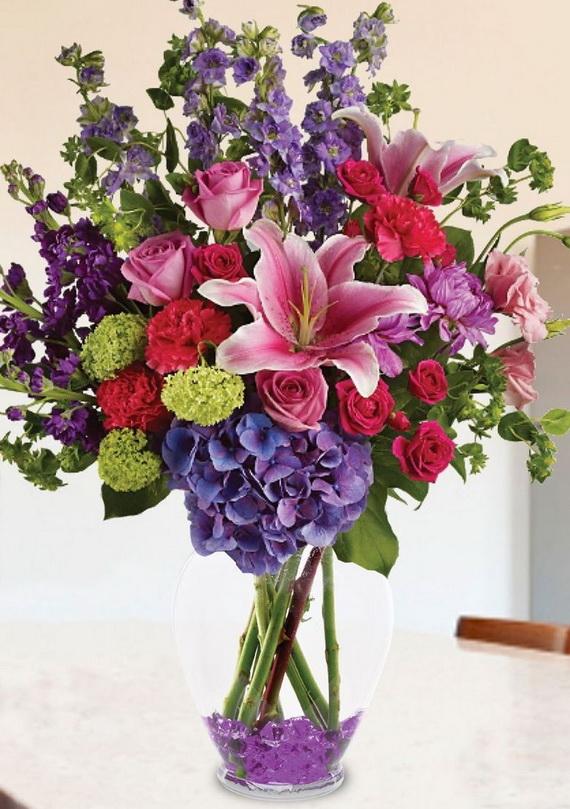 Flower Decoration Ideas For Valentine's Day_67