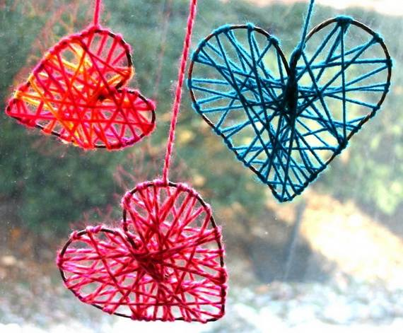 Handcrafted-Valentines-Day-And-Mother's-Day-Décor