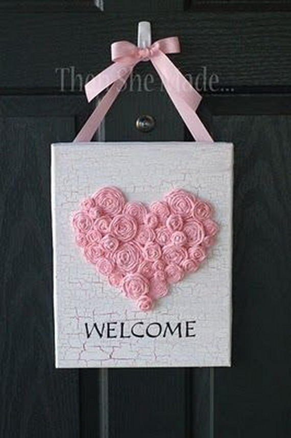 Handmade Valentine's Day Décor Ideas And Gifts_07