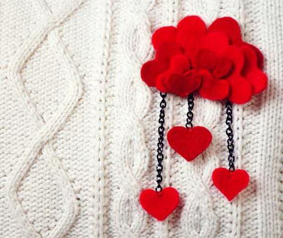 Elegant Valentine's Day Craft