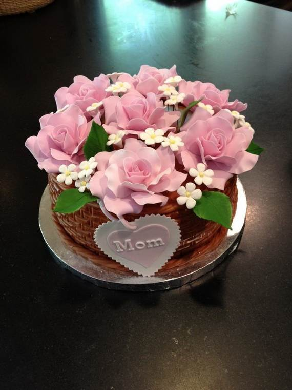 Fabulous Mothers Day Cake Decoration And Gift Ideas 2014
