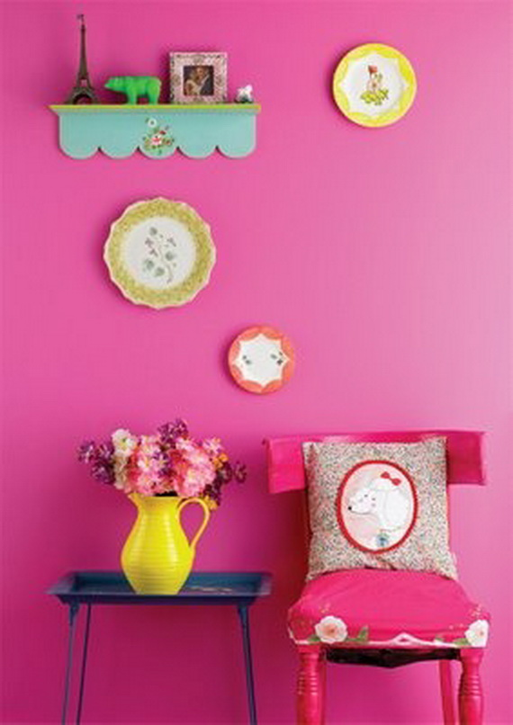 Pink Room Décor Ideas for Valentine's Day _03