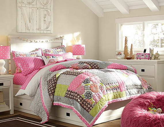 Pink Room Décor Ideas for Valentine's Day _04