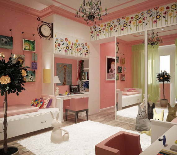 Pink Room Décor Ideas for Valentine's Day _1