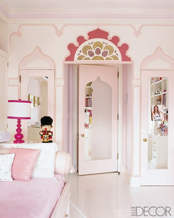 Pink Room Décor Ideas for Valentine's Day _10