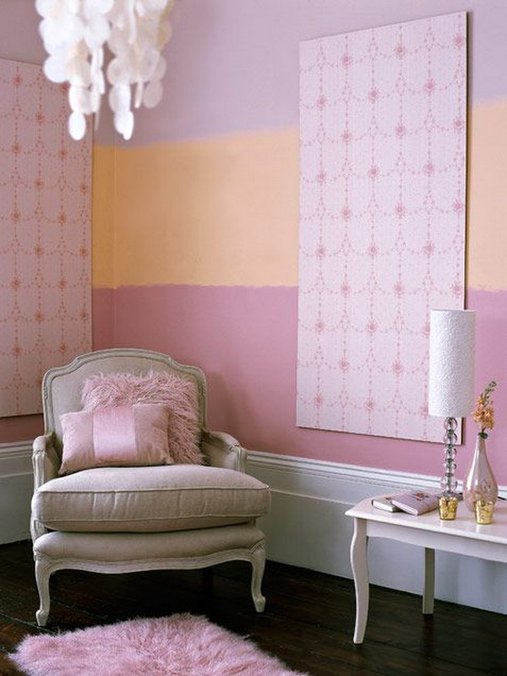 Pink Room Décor Ideas for Valentine's Day _15