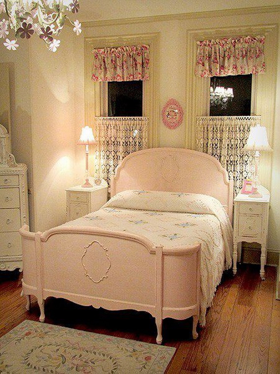 Pink Room Décor Ideas for Valentine's Day _18