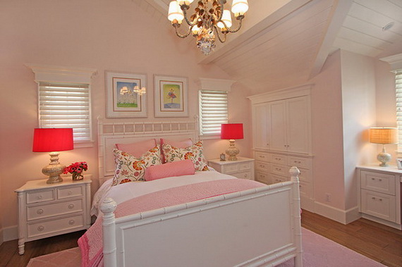 Pink Room Décor Ideas for Valentine's Day _23