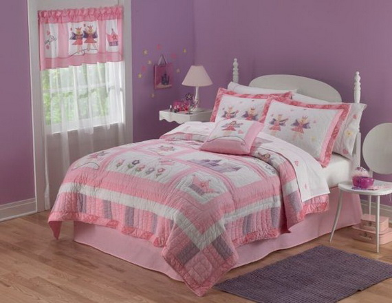 Pink Room Décor Ideas for Valentine's Day _25