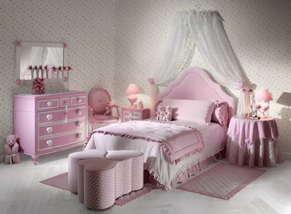 Pink Room Décor Ideas for Valentine's Day _30