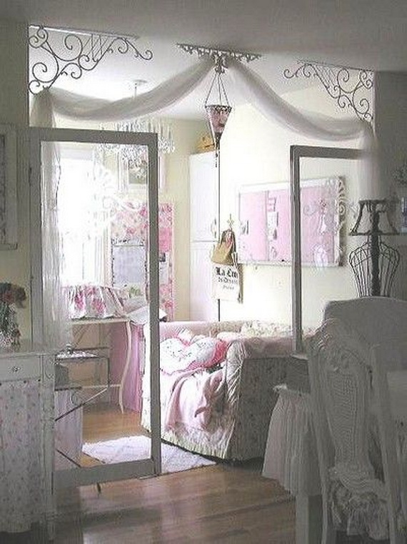Pink Room Décor Ideas for Valentine's Day _32