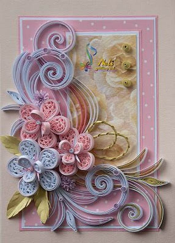 quilled valentine 39 s day craft projects and ideas family