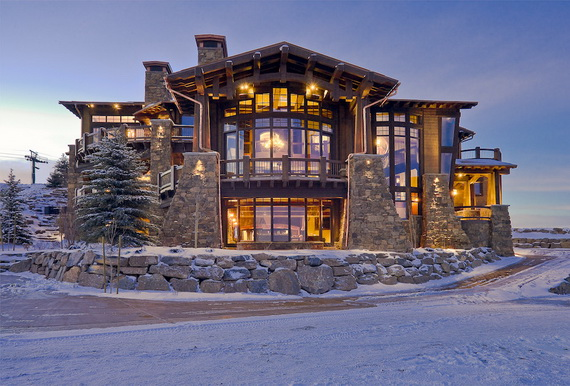 Ski Dream Home Deer Valley Resort - Park City Utah_02