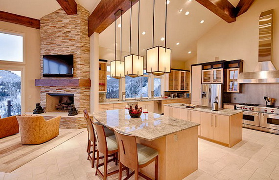Sneak Peek- Sky Villa - Luxury Vacation Home at Canyons Resort, Utah _10