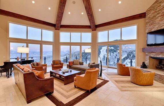 Sneak Peek- Sky Villa - Luxury Vacation Home at Canyons Resort, Utah _12