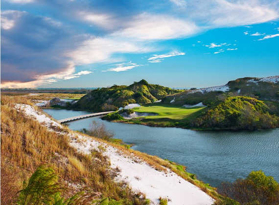 Streamsong Resort in Florida Opens Luxury Lodge_22