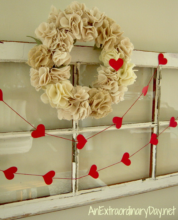 The Greatest Decoration Ideas For Unforgettable Valentine's Day_36