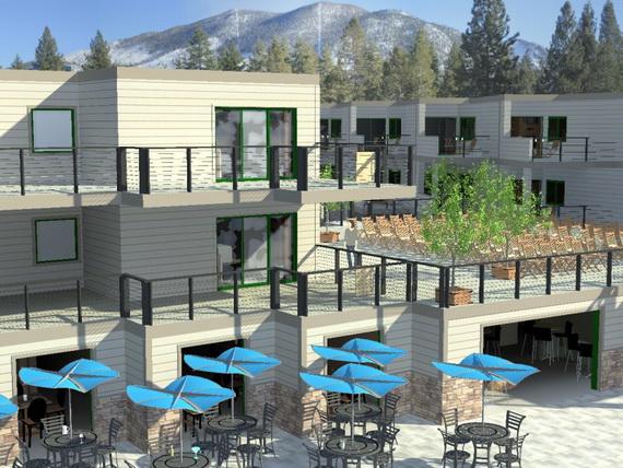 The Landing Resort & Spa, South Lake Tahoe, Calif _45