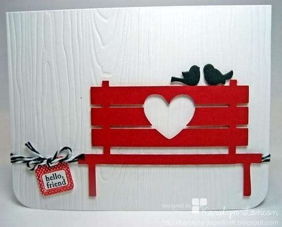 Unique Homemade Valentine Card Design Ideas - family holiday.net ...
