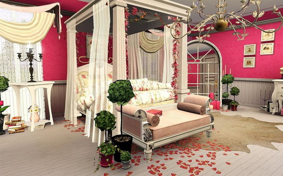 bedroom with one of these valentine s day bedroom decoration ideas