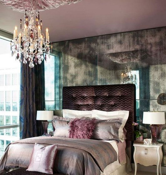 Valentine's Day Bedroom Decoration Ideas for Your Perfect Romantic Scene_33