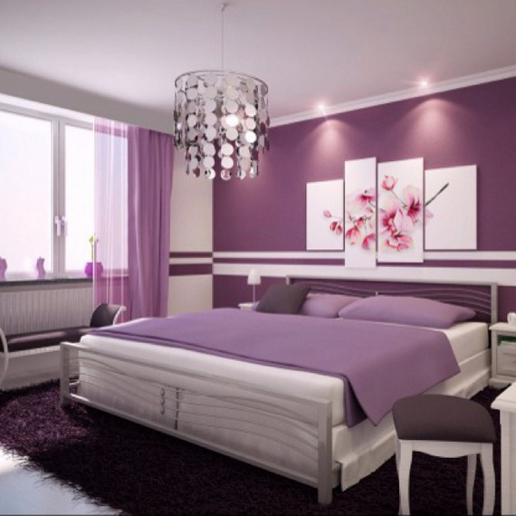 Valentine's Day Bedroom Decoration Ideas for Your Perfect Romantic Scene_40