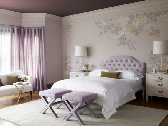 Valentine's Day Bedroom Decoration Ideas for Your Perfect Romantic Scene_42