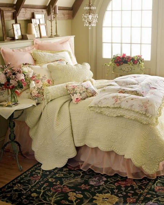 Valentine's Day Bedroom Decoration Ideas for Your Perfect Romantic Scene_47